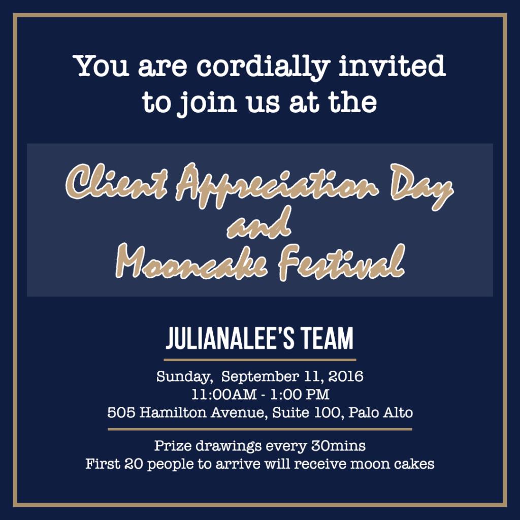 Client Appreciation Day & Mooncake Festival