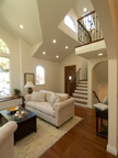 300 Sequoia Ave, Palo Alto 94306 - Living Stairs
