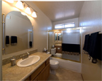 1758 Cape Coral Dr, San Jose 95118 - Upstairs Bath