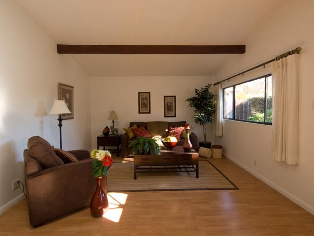 Living Room  - 712 Emily Dr
