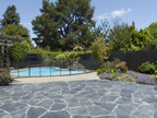 575 Madison Way, Palo Alto 94303 - Patio Pool