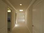 186 Monroe Dr, Palo Alto 94306 - Hallway Master Bedroom