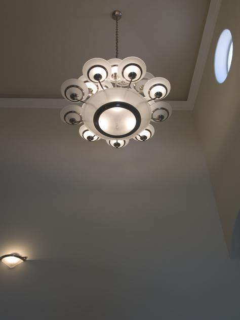 Stairway Lights  - 186 Monroe Dr