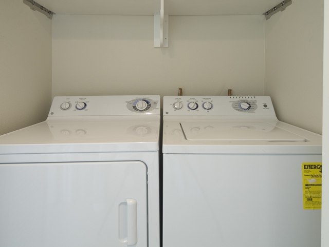 Washer Dryer  - 19999 Stevens Creek Blvd 118