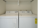 Washer Dryer  - 19999 Stevens Creek Blvd 118, Cupertino 95014