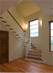 737 Webster St, Palo Alto 94301 - Stairs
