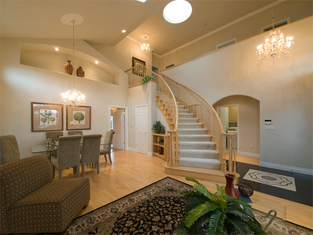 Stairs  - 871 Sycamore Dr