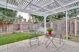 Back Yard (A) - 1226 Susan Way, Sunnyvale 94087