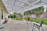 1226 Susan Way, Sunnyvale 94087 - Back Yard (G)