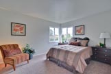1226 Susan Way, Sunnyvale 94087 - Master Bedroom (A)
