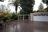 419 Leland Ave, Palo Alto 94303 - Back Yard (A)