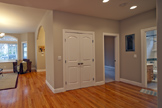419 Leland Ave, Palo Alto 94301 - Entry Closet