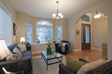 419 Leland Ave, Palo Alto 94301 - Living Room (A)