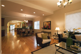 419 Leland Ave, Palo Alto 94301 - Living Room (C)