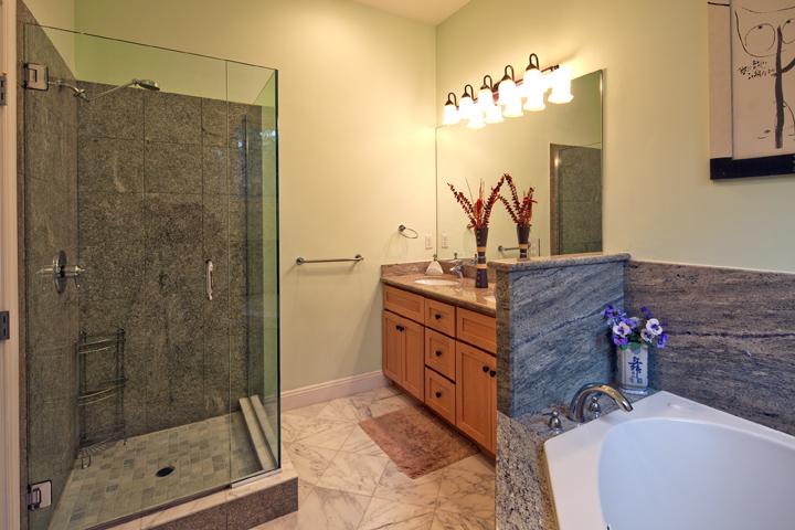 Master Bathroom (A)