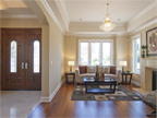 4198 Coulombe Dr, Palo Alto 94306 - Living Room Entrance (A)