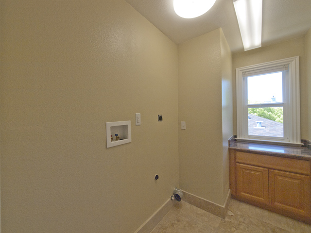 Upstairs Laundry  - 4198 Coulombe Dr