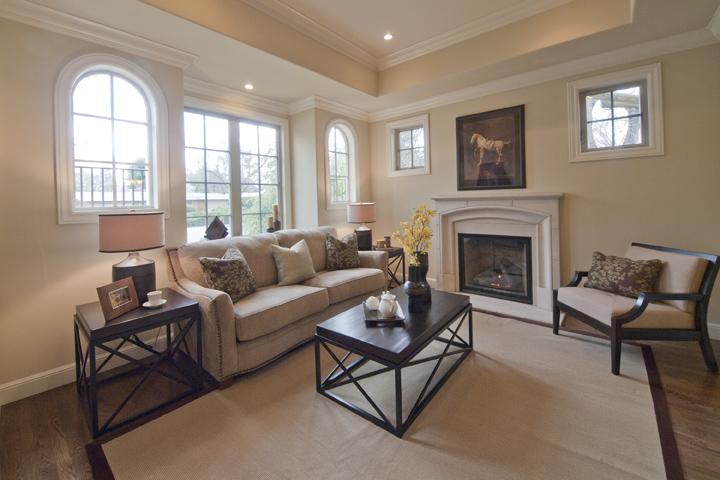 Living Room (A) - 3457 Cowper St