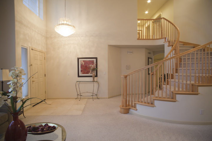 Entry Stairs (A) - 10577 Johansen Dr