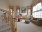 10577 Johansen Dr, Cupertino 95014 - Living Room Stairs (A)