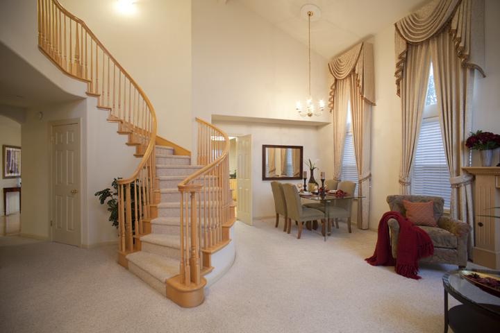 Stairs (A) - 10577 Johansen Dr