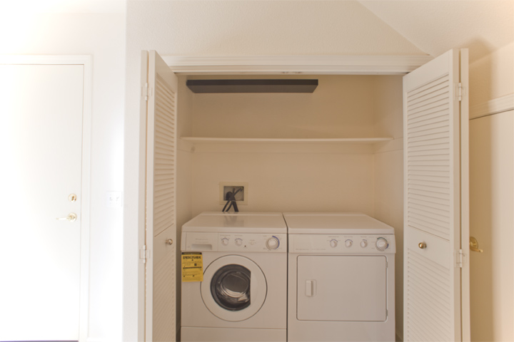 Washer Dryer  - 100 Montelena Ct