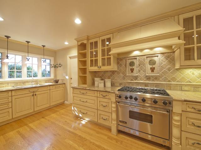 Kitchen (E) - 1458 Pitman Ave