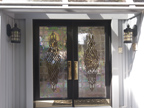 27197 Black Mountain Rd, Los Altos 94022 - Front Doors (A)