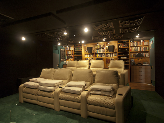 Home Theater (A) - 27197 Black Mountain Rd