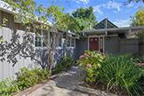 Entrance (A) - 749 De Soto Dr, Palo Alto 94303