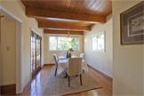 3817 Magnolia Dr, Palo Alto 94301 - Dining Room (A)