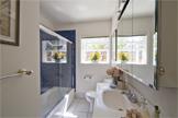 3817 Magnolia Dr, Palo Alto 94301 - Downstairs Bath (A)