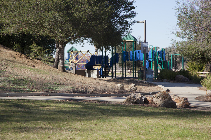 Almaden Meadows Park (A) - 6502 Mcabee Rd