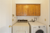 6502 Mcabee Rd, San Jose 95120 - Laundry Room