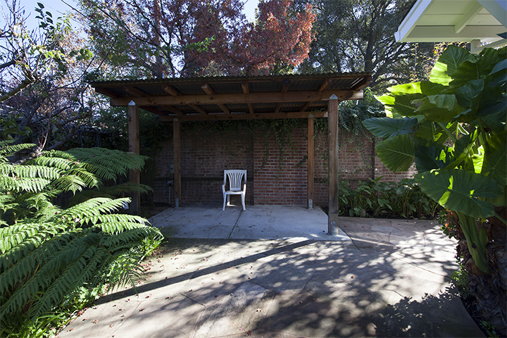 Covered Patio (A) - 20355 Orchard Rd