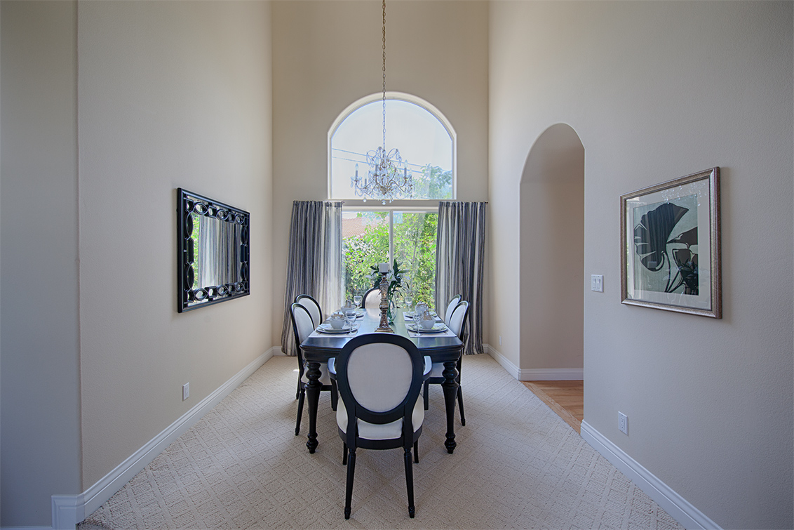 Dining Room picture - 19050 Pendergast Ave, Cupertino 95014