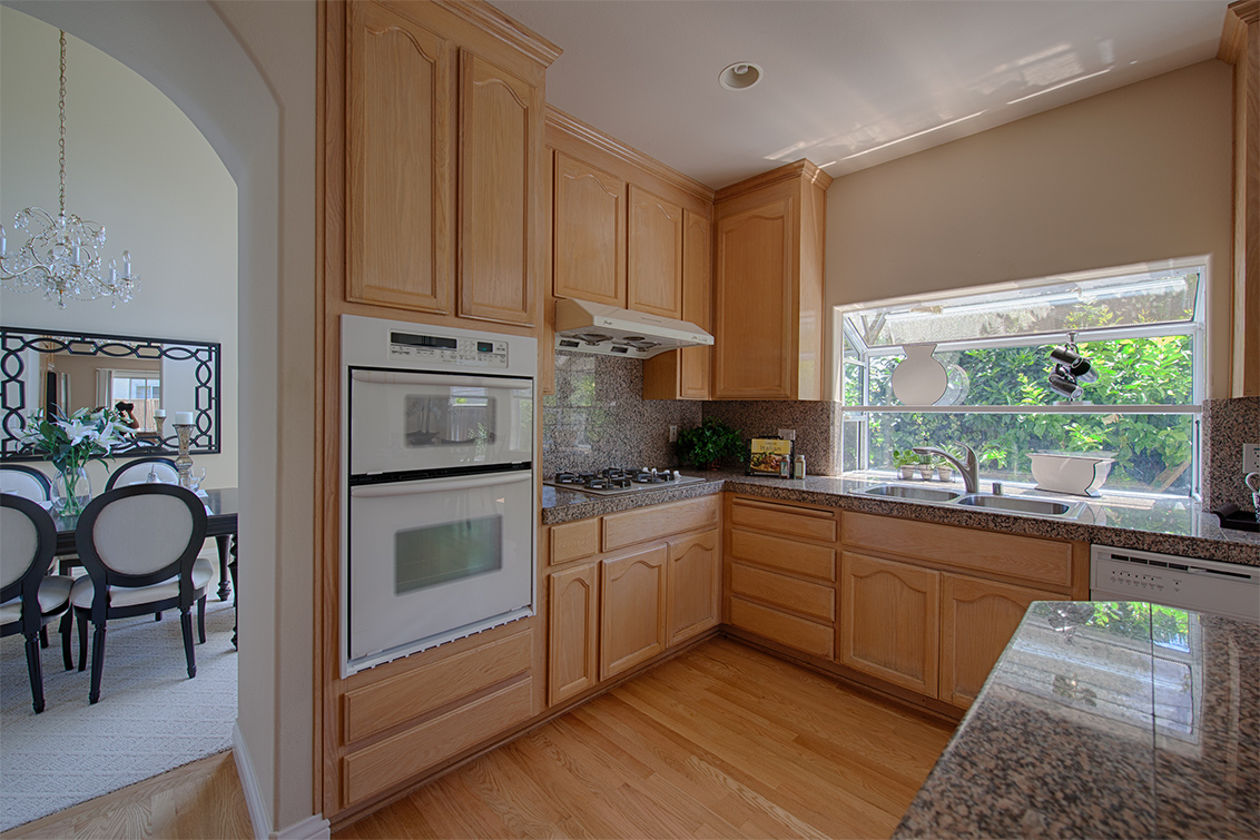 Kitchen picture - 19050 Pendergast Ave, Cupertino 95014