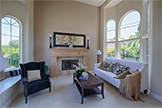 Living Room (B) - 19050 Pendergast Ave, Cupertino 95014