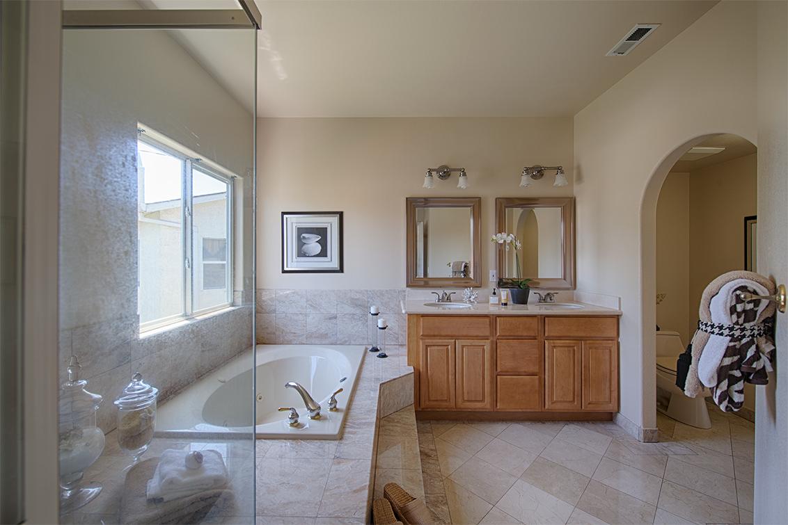 Master Bath picture - 19050 Pendergast Ave, Cupertino 95014