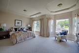 19050 Pendergast Ave, Cupertino 95014 - Master Bedroom (A)