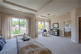 19050 Pendergast Ave, Cupertino 95014 - Master Bedroom (C)