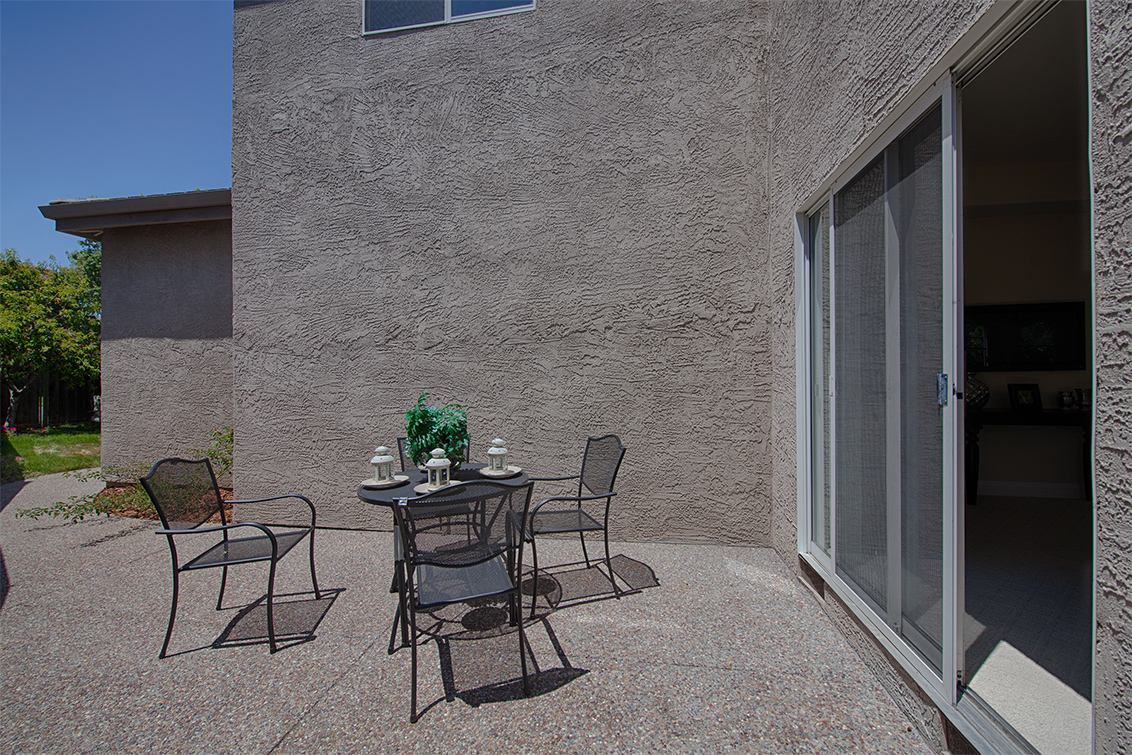 Patio picture - 19050 Pendergast Ave, Cupertino 95014