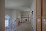 19050 Pendergast Ave, Cupertino 95014 - Upstairs Landing (A)