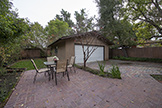 90 Walnut Ave, Atherton 94027 - Backyard (A)