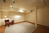 90 Walnut Ave, Atherton 94027 - Basement (A)