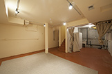 Basement - 90 Walnut Ave, Atherton 94027