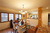 Dining Room - 90 Walnut Ave, Atherton 94027