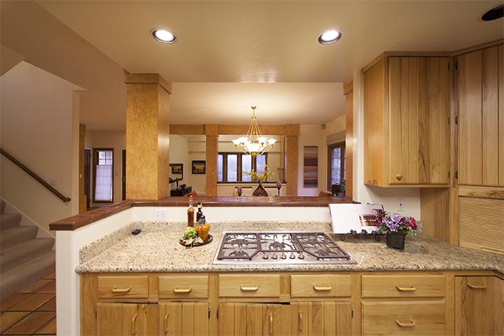 Kitchen (A) - 90 Walnut Ave