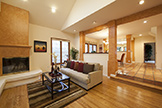 Living Room - 90 Walnut Ave, Atherton 94027