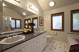 Master Bath - 90 Walnut Ave, Atherton 94027